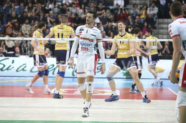 la delusione di Zygadlo #trentinovolley #volley