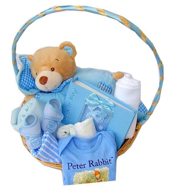 Baby Gift Baskets at Baby Nappy...