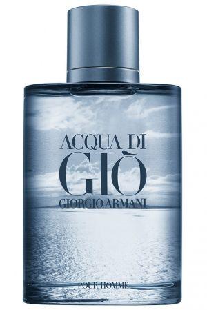 Giorgio Armani para Hombres | Acqua di Gio Blue Edition Pour Homme - 2014