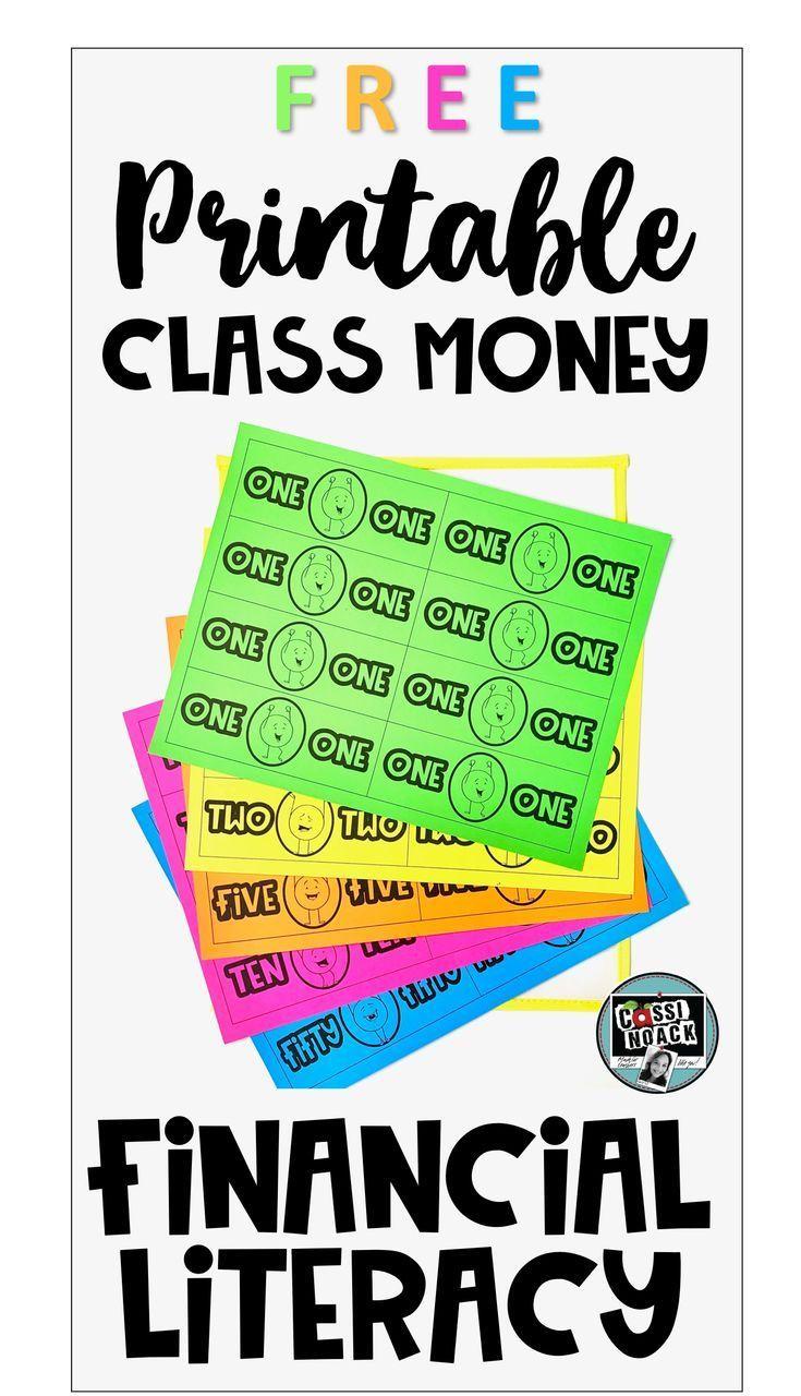 Financial literacy for kids financial literacy
