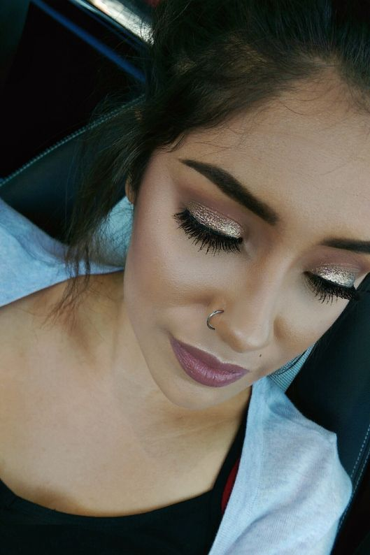Colourpop - Birthday Girl and Nillionaire Makeup