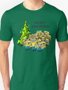Merry Christmas - T shirts & Accessories T-Shirt