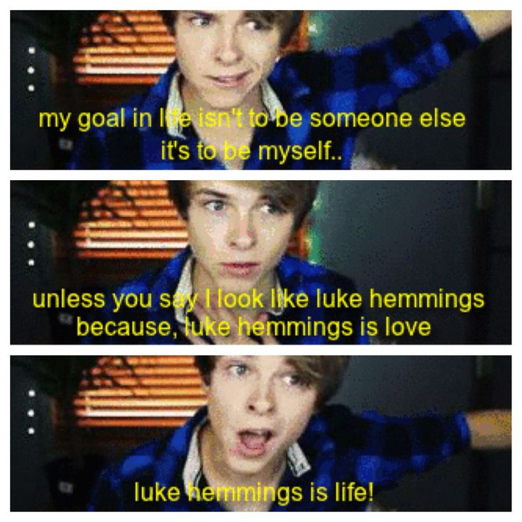 Did boy. He knows the meaning of life<<<FYI that's Luke Korns in this photo!! :)