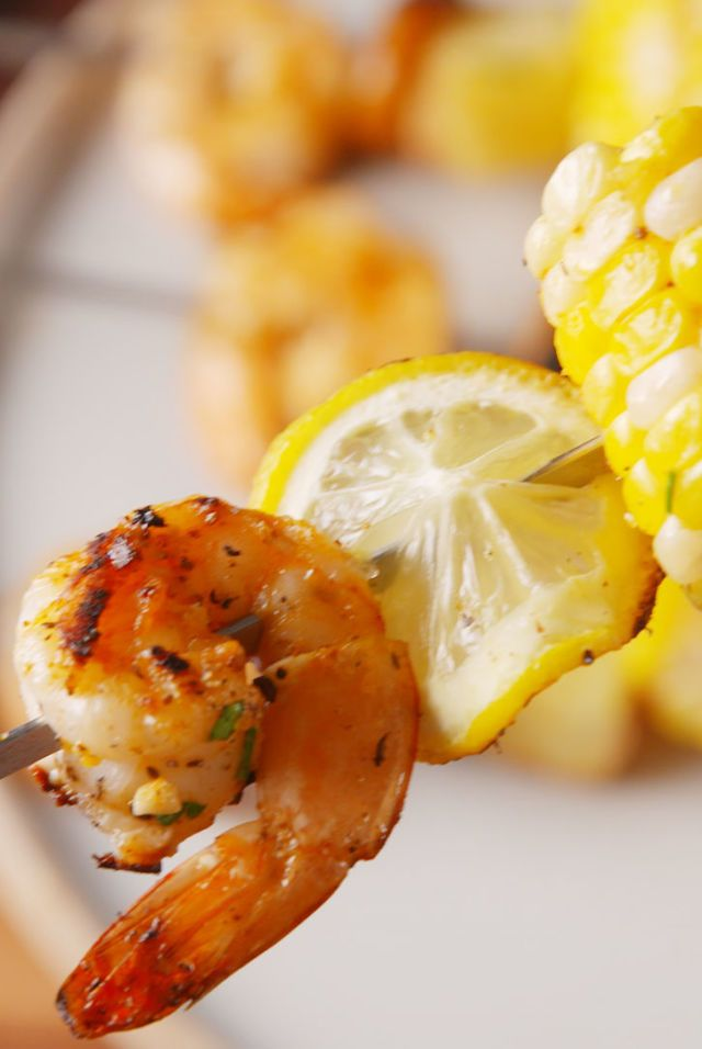 Party Shrimp Boil Is The Easiest Seafood Feast  - Delish.com