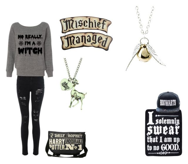 """""""Harry Potter inspired"""" by isabelle071102 on Polyvore"""
