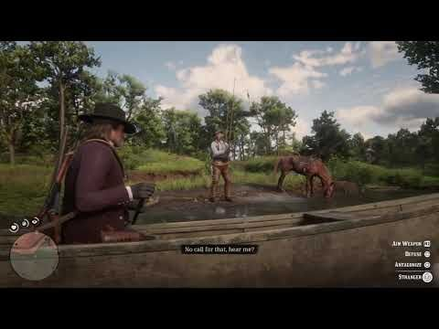 It Looks Like There S A Red Dead Redemption 2 Bug That Prevents