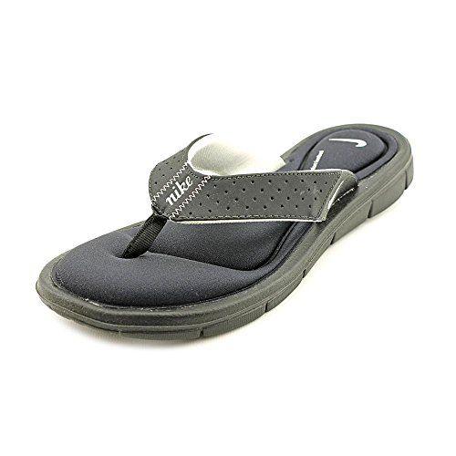 Reef Glitz Sandalia/Flip Flops/Slipper Footwear - Cojín Para Mujer, Multi (Gris/Amarillo), 6 B(M) US