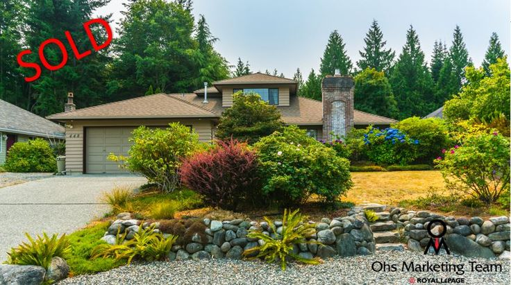 We SOLD 448 Sangster Drive! Thinking of selling your Vancouver Island Home? Call 250-752-SOLD (7653) or visit http://www.ohsmarketing.ca/free-home-evaluation/ to get started now!