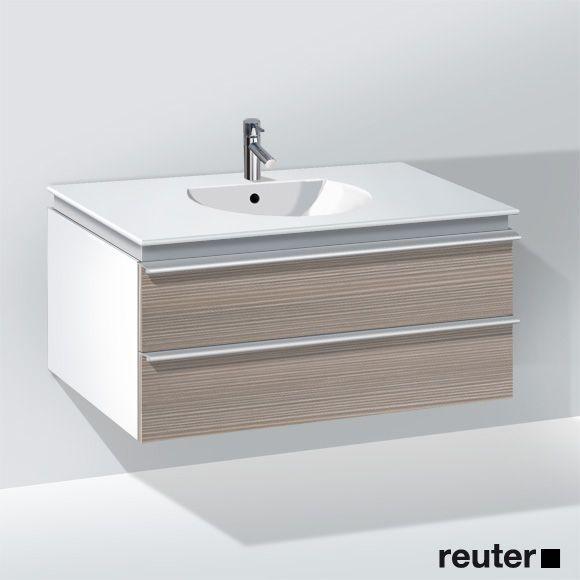 Pine Bathroom Vanity Unit: Duravit Darling New Vanity Pine Silver
