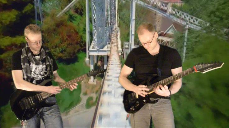 FANTASTY - Rockin Straight (Cinematic Metal Production) www.tsek.de