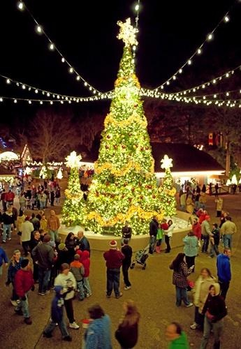Christmastown At Busch Gardens Williamsburg