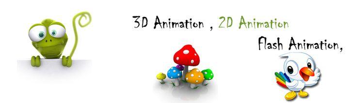 3D/2D Animation