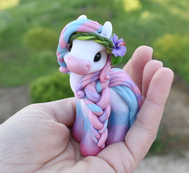 Happy Pink – Wee Pony 2018 (bei eBay adoptiert – kann nicht nach Kundenwunsch reproduziert werden … …