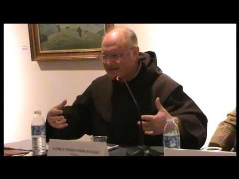 """Conferencia.""""Santa Teresa de Jesús, la Alegría de Dios"""" Padre Pedro Tomás Navajas - YouTube"""