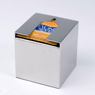 Silver Condom Dispenser