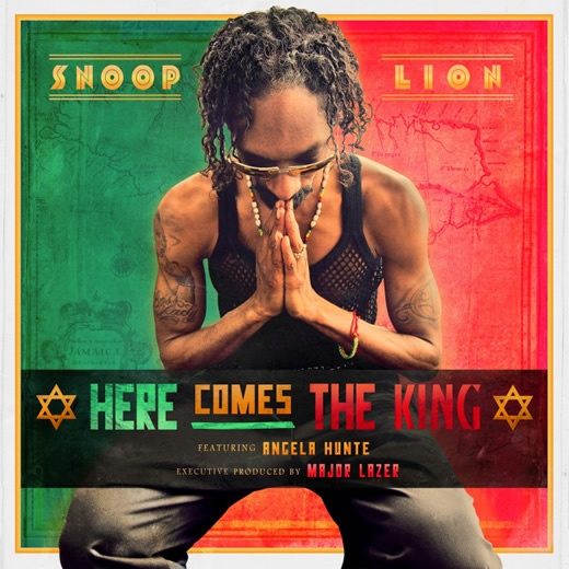 Snoop Lion – Here Comes The King feat. Angela Hunt  http://www.emonden.co/snoop-lion-here-comes-the-king-feat-angela-hunt