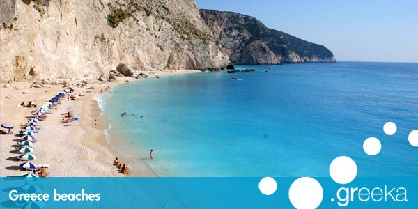 Guide to the best Greece beaches, in many locations and Greek islands: More than 1200 beaches with photos. Also, naturist and awarded blue flag beaches.