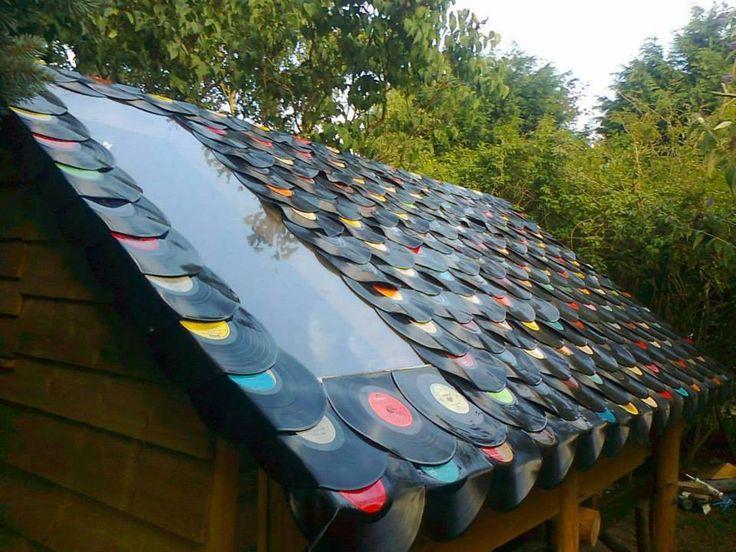 Vinyl roof - Suffolk