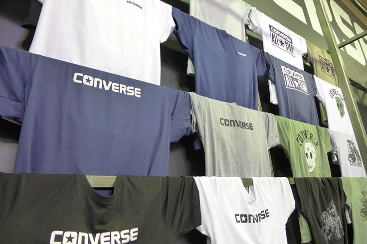 Tees at Converse Authentic