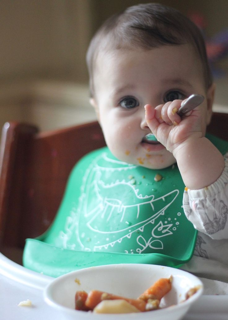 Getting Started With Baby Led Weaning - high quality post from s omeone qualified