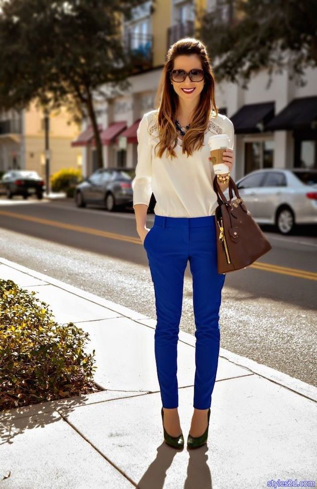 It's clear that everybody owns a pair of blue pants be it jeans, khaki or chinos. However styling them for a fabulous look is paramount. Blue is a neutral color and can basically go with anything, therefore, if you want to stand out and not look just ordinary, you need to do something more to …