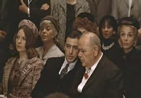 American Rhetoric: Movie Speech from The Godfather: Part II -- Frankie Pentangeli Testifies Before the Senate Committee