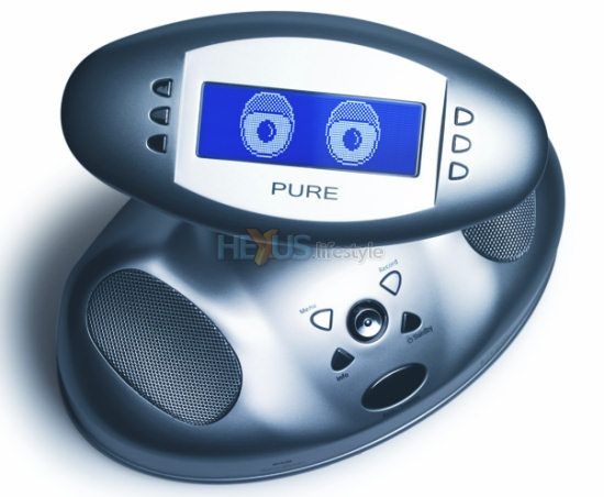 the bug - DAB receiver from PURE from 2004