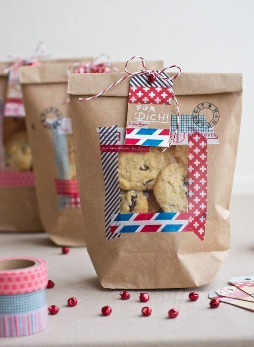 Dolci handmade? In questo tutorial vi spieghiamo come realizzare delle bustine regalo.