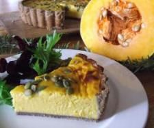 Recipe Wholemeal Pumpkin Quiche by Christine - Recipe of category Baking - savoury