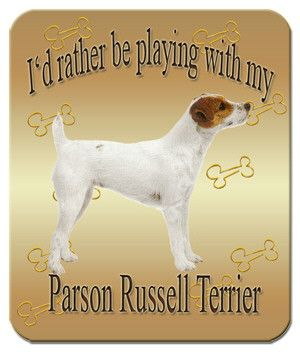Parson Russell Terrier Mouse Pad