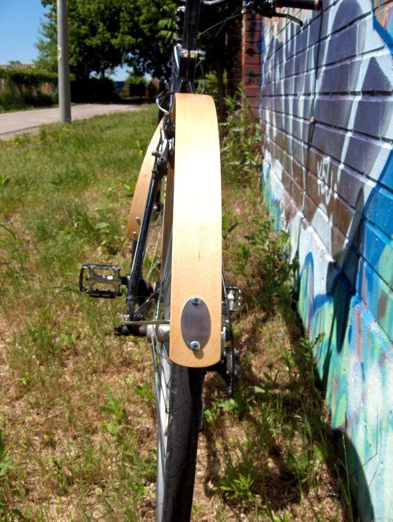 Érable bois vélo Fender Set par offcutstudio sur Etsy