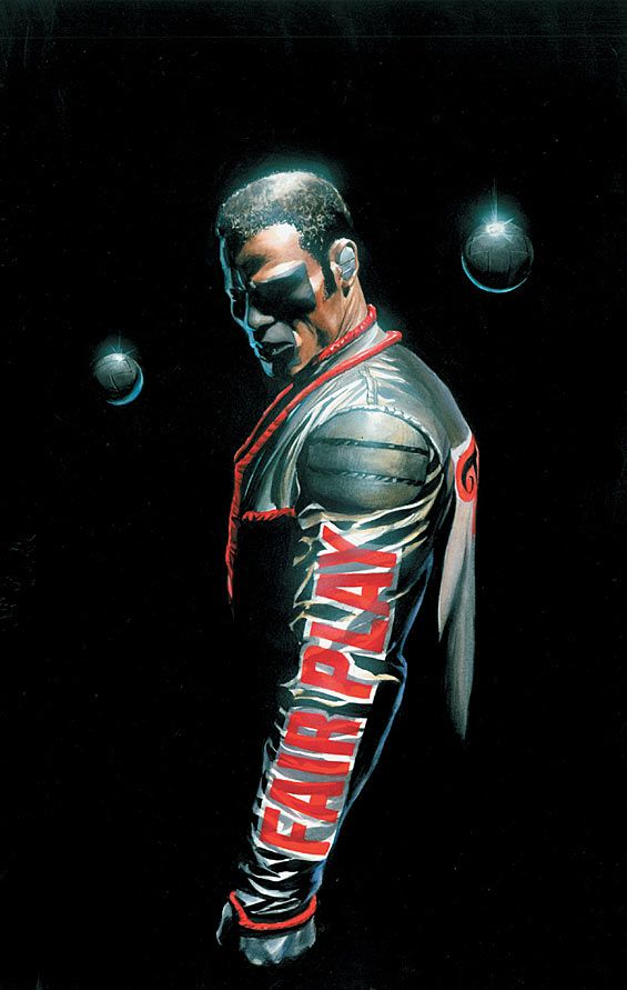 Michael Holt is the third smartest man in the world, a brilliant inventor and the second super-hero to call himself Mister Terrific. He is the successor to Terry Sloane. Despite having no powers, his T-Spheres make him invisible to technology and he is a member of the Justice Society. At a young age, Michael Holt showed remarkable intelligence, reading and assimilating the works of Bohr, Einstein, Planck and Feynman, the pantheon of theoretic physics, at the age of six. He studied…