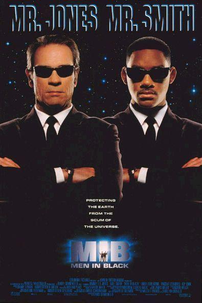 Men In Black Movie Poster - Internet Movie Poster Awards Gallery