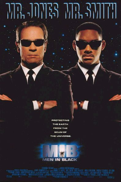 Men In Black Movie Poster - Internet Movie Poster Awards Gallery