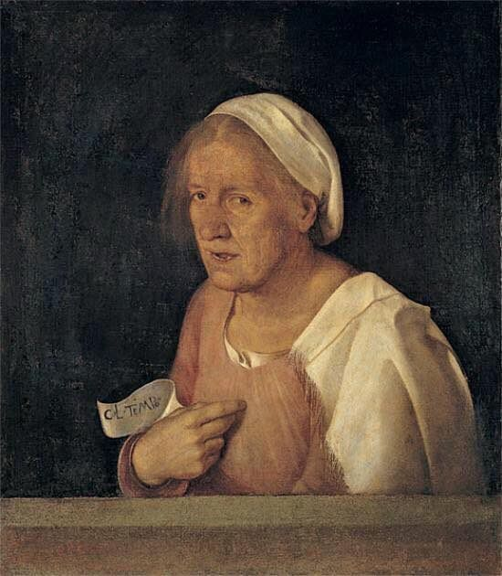 """Anya on Twitter: """"Turning from Russian art today, to enjoy Giorgione's Vecchia #art @royalacademy ❤️🎨🛥 https://t.co/fbAFcXSQKd"""""""