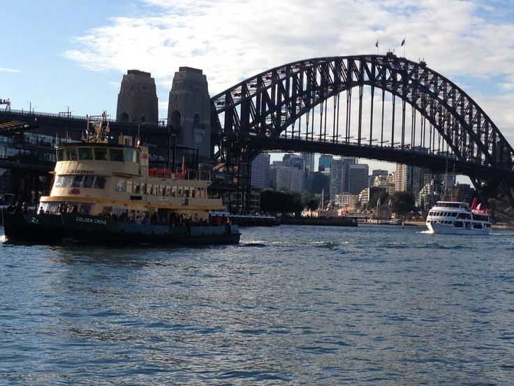 Love sydney harbour