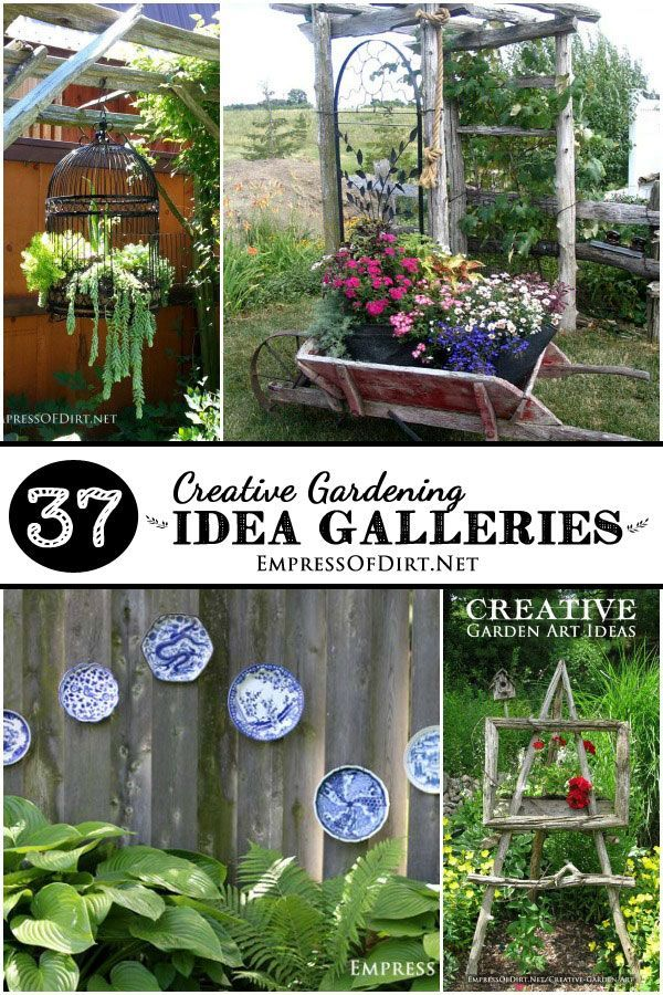 37 Creative Ideas For Decorating With Rustic Corbels: 1401 Best Images About GARDEN Art * Junk * Decor ♥ On