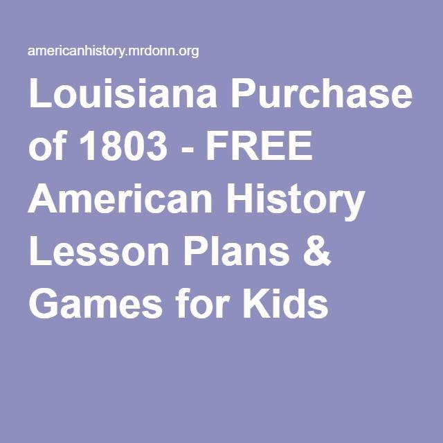 essay history louisiana purchase essay history louisiana purchase ›