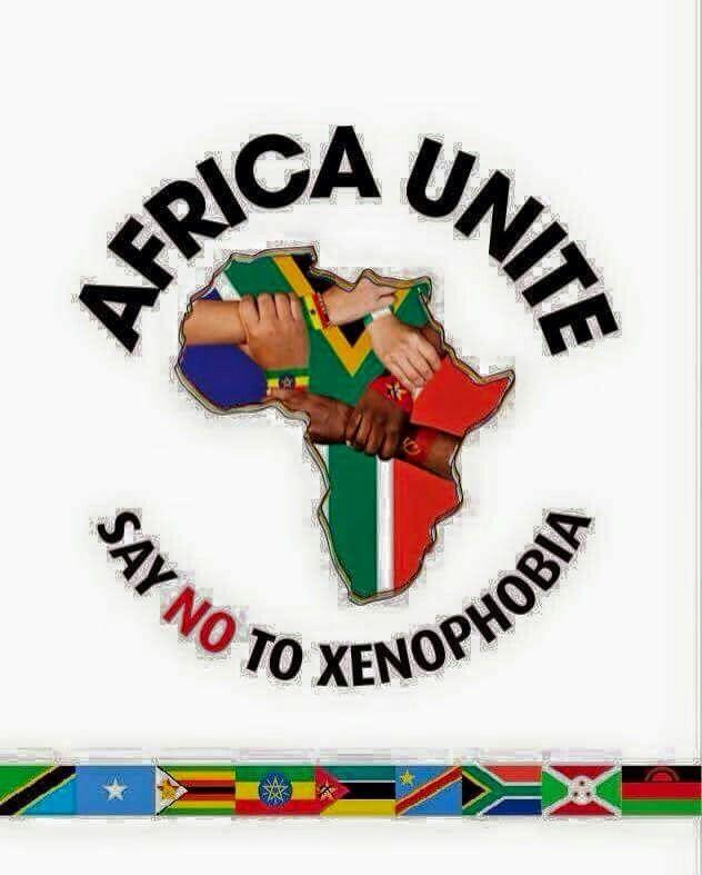No to Xenophobia