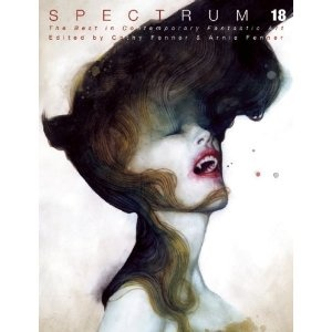 Spectrum 18: The Best in Contemporary Fantastic Art $26.10  Cody has work featured in here!