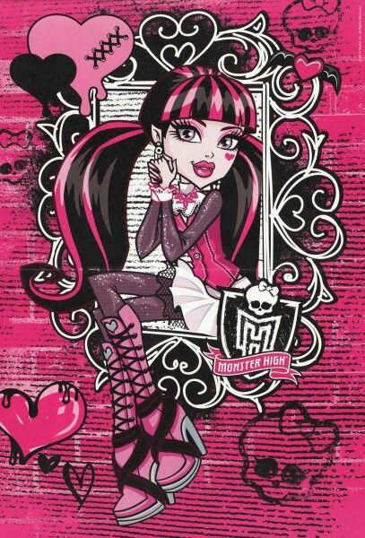 Draculaura poster