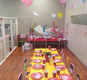 Little Creatures playcenter in Balwyn vic - private birthday party