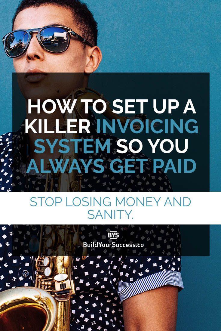 Invoicing  Freelance  Designer  Entrepreneur  Financial Tips  Clients  Self-Employed