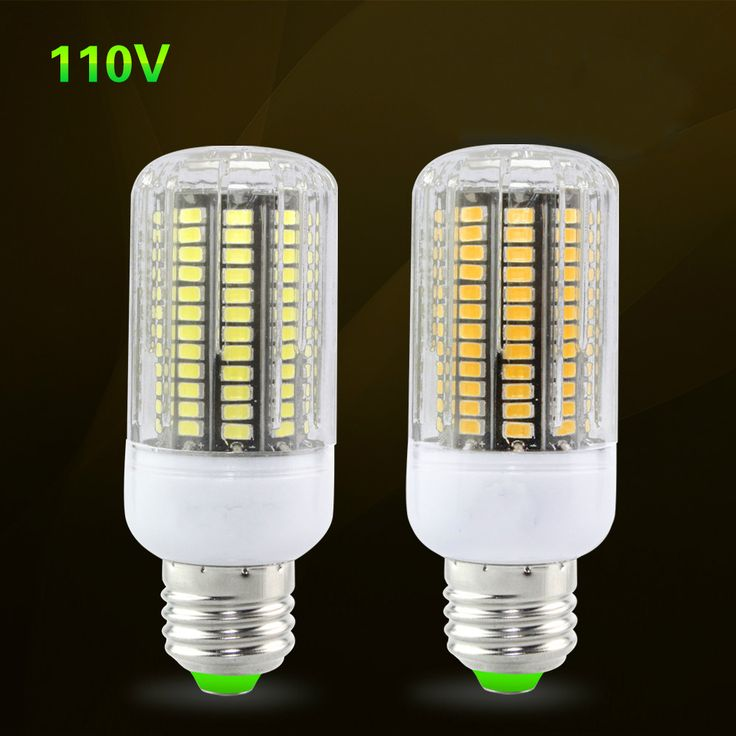 110V 127V E27 SMD5733 3W/4W/5W/7W/8W/10W LED Corn Bulb Lamp SpotLight Lampada Replace CFL Incandescent Lights 25W to 100W #Affiliate