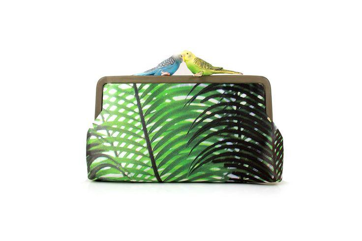 Sarah's Bag SS15 Tropique C'est Chic - The Lovers Beaded