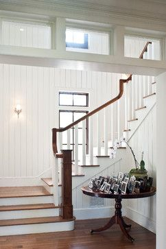 Staircase Photos Painting Paneling Tips Design Ideas, Pictures, Remodel, and Decor - page 2