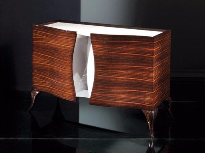 C122 Comò Collezione Butterfly by Rozzoni Mobili d'Arte design Statilio Ubiali