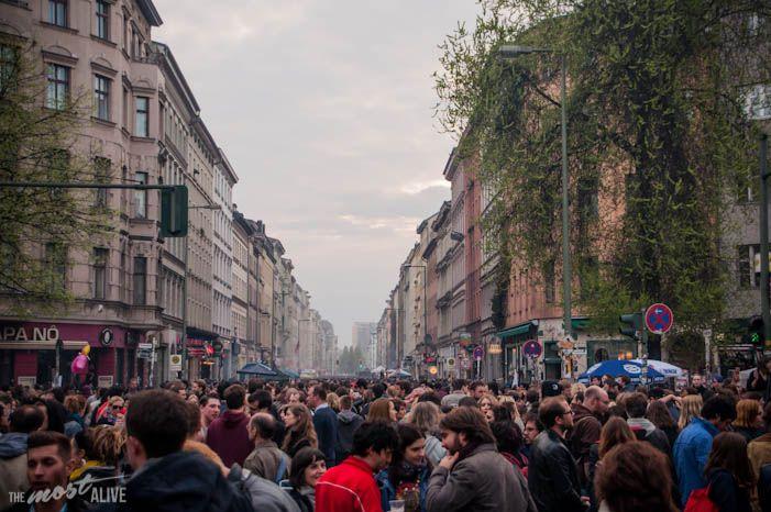 """Video: """"MyFest"""" Street Festival in Berlin, Germany"""