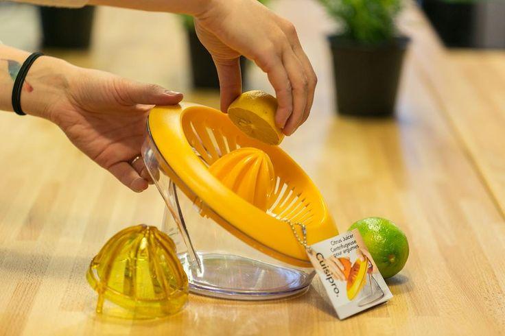 Sok z cytryny wypity rano oczyszcza organizm! Warto spróbować.