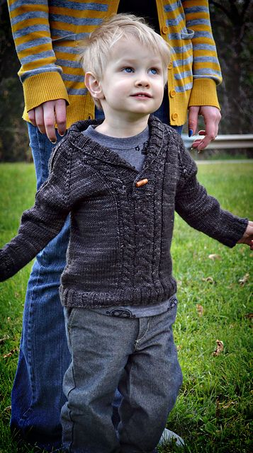Abernathy Sweater by Terri Kruse